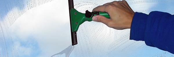Professionel vinduespudsning med ejendomsservice